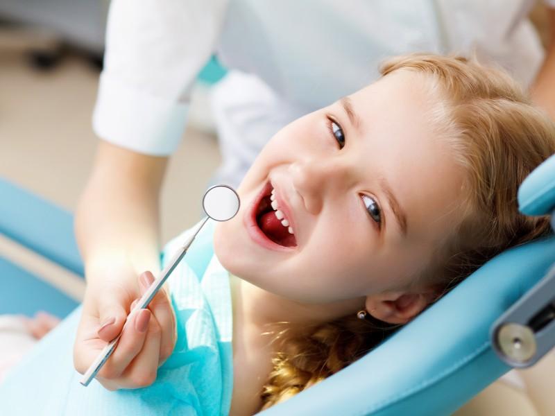stomatologa dziecięcy