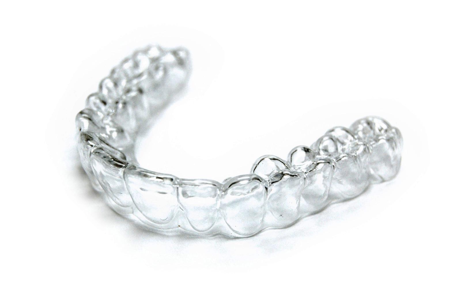 Clear Aligner - niewidoczny, przezroczysty aparat ortodontyczny